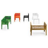 Color Corten Style seats