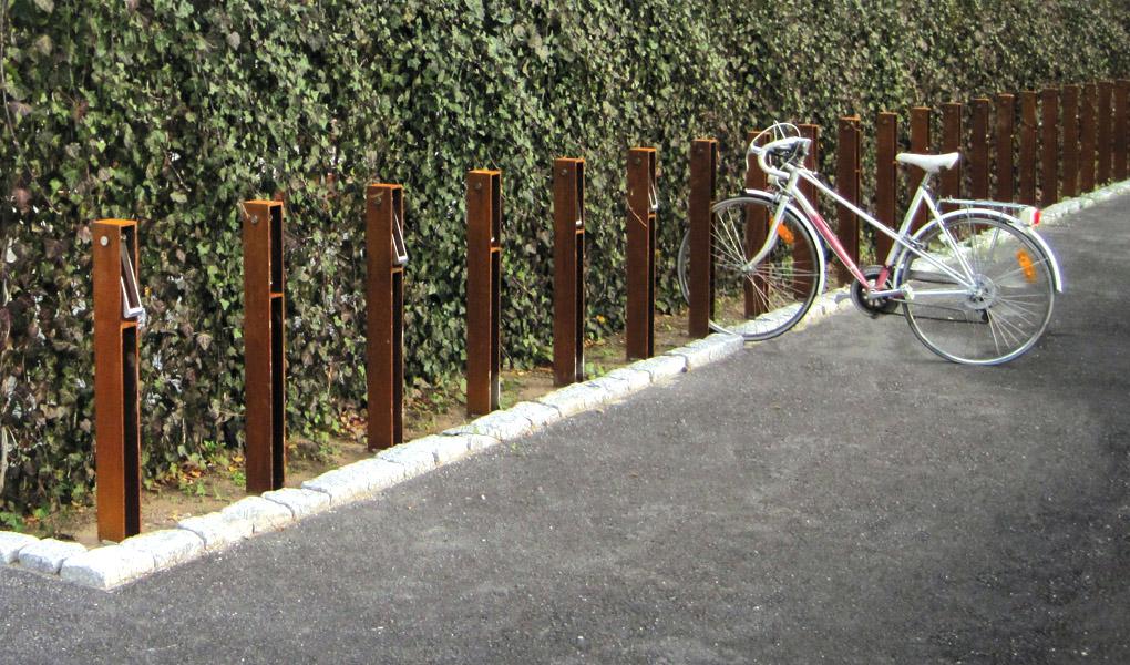 Guardia Bike Stand Metalco
