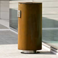 Spencer Collection litter bins