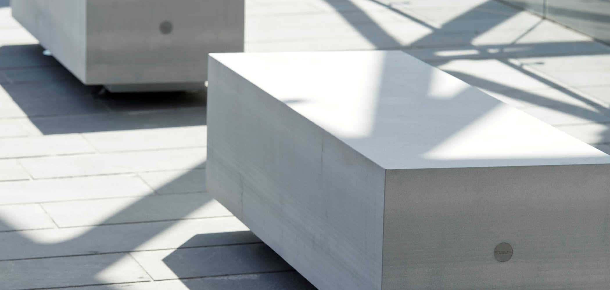 Sedute moderne iBox - Metalco