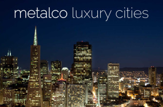 METALCO LUXURY CITIES 1