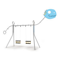 JOY j501 playgrounds swing