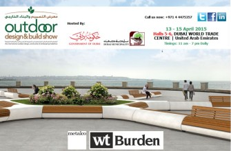 outdoor design building show dubai