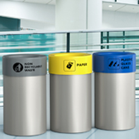 C3 litter bins for indoor