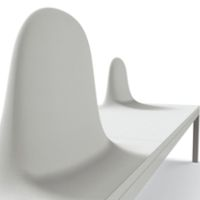 Uluru Collection modular bench