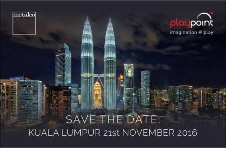 SAVE THE DATE: KUALA LUMPUR 21st NOVEMBER 2016 thumb