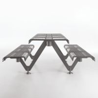 AIR – A COLLECTION BENCH-TABLE