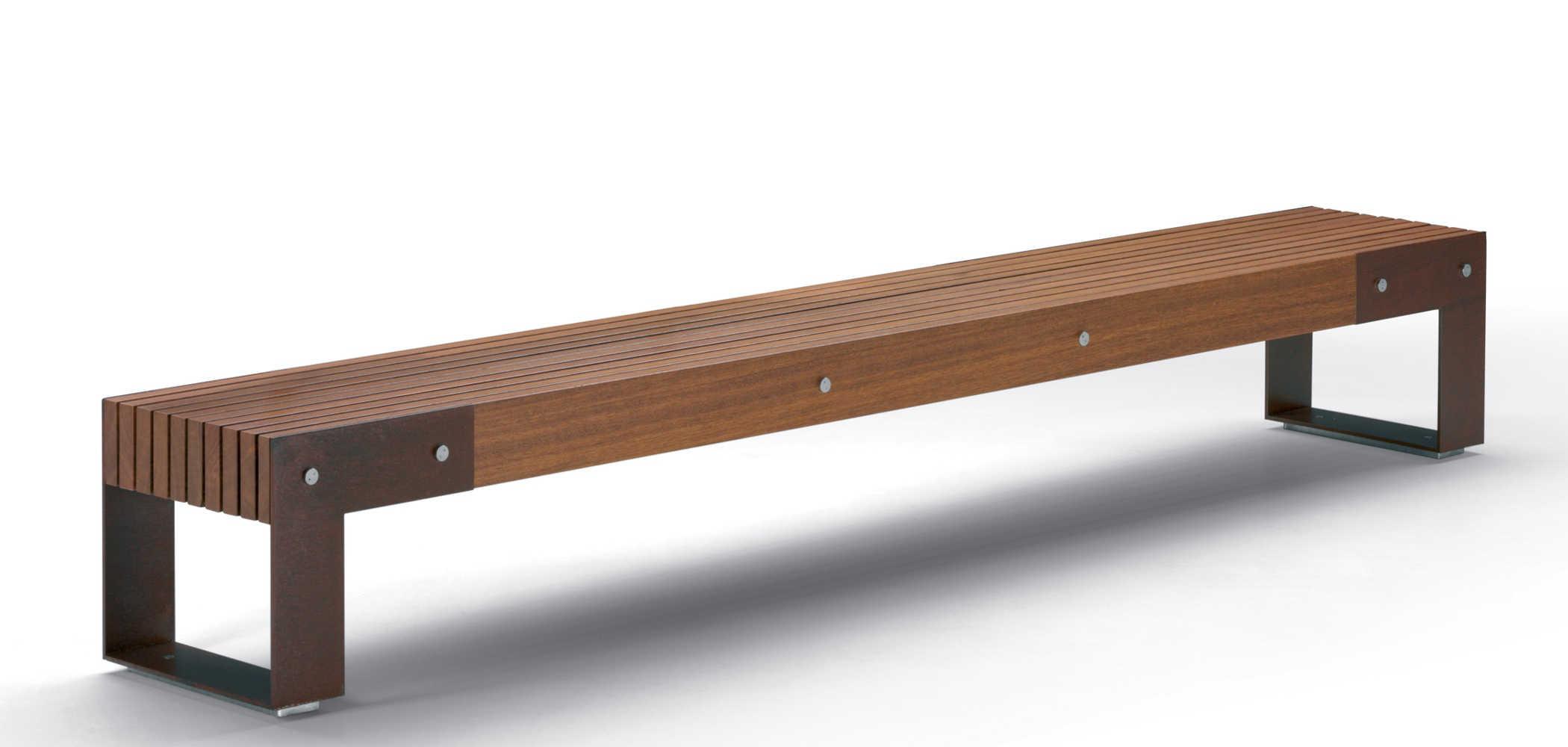 Panchine Da Esterno Design.Benches Ideas Lt Metalco